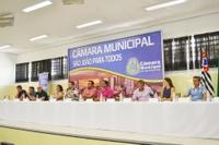 """""""São João para Todos"""" reforça diálogo da população com os vereadores e leva atrações à região sul"""