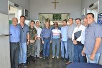 Câmara Municipal participa da solenidade de matrícula dos atiradores do Tiro de Guerra 2017