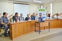 Câmara participa de debate sobre cultura de paz e violência doméstica