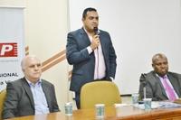 Câmara participa de encontro com o cônsul geral da África do Sul
