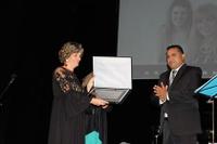 Cantora Walgra Maria recebe o Título de Cidadã Sanjoanense da Câmara Municipal