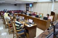 Em sessão longa, vereadores definem composição das comissões permanentes da Câmara Municipal