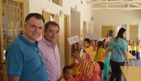 Emeb Genoefa Pan Bernardo completa 13 anos e Câmara Municipal participa das homenagens