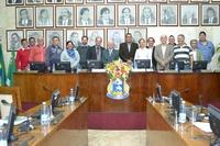 Empresário Josué Grespan recebe o Título de Cidadão Benemérito em Sessão Solene da Câmara