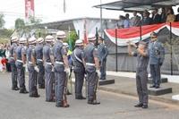Legislativo acompanha passagem de comando do 24º Batalhão da PM