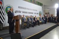 Vereador Sanjoanense é empossado Presidente Conselho deliberativo da Associação de Municípios