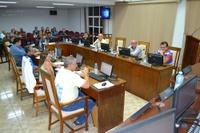Vereadores analisam e aprovam 16 documentos na 11ª sessão do ano