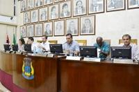Vereadores aprovam os 5 documentos da pauta da sessão do dia 13 de março