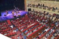 Abertura da 5ª Semana Fica-Fica lota o Theatro Municipal; atrações vão até domingo
