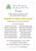Câmara convida população para Sessão Solene de homenagem aos professores no dia 08.08.18
