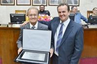 Câmara de São João entrega o Título de Cidadão Sanjoanense a Antonio Mineiro