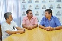 Câmara de São João recebe o presidente do Legislativo de Mococa