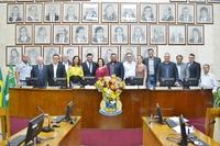 Câmara entrega Título de Cidadão Sanjoanense a Cândido Alex Pandini, Presidente da ACE