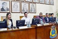 Câmara Municipal debate o projeto de lei do Plano Diretor com entidades da sociedade civil