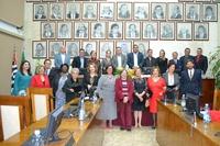 Câmara Municipal entrega Prêmio Mulheres Destaques do Ano em Sessão Solene