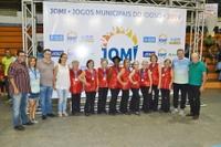 Câmara Municipal participa da cerimônia de abertura dos Jogos Municipais do Idoso no CIC