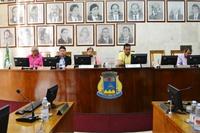 Câmara Municipal realizou sessão extraordinária