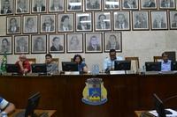 Câmara Municipal vota quatro documentos em primeira discussão