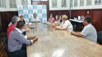 Câmara participa da assinatura de termo de colaboração com entidades da sociedade civil