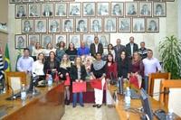 Câmara presta homenagem a profissionais da Saúde e entrega Título de Cidadã Sanjoanense
