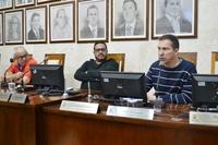 Câmara recebe vice-prefeito, médico Ademir Boaventura, para debate sobre Saúde municipal