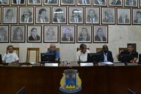 Câmara tem nova composição da Mesa; Titi assume a Presidência