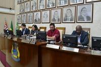 Legislativo apresenta emendas dos vereadores ao projeto do Plano Diretor em audiência pública