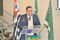 Legislativo presente na Solenidade de Posse da Diretoria e do Conselho da Associação Comercial e Empresarial