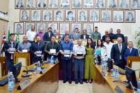 Legislativo presta reconhecimento a cidadãos com as medalhas de Mérito Cívico e de Mérito Esportivo