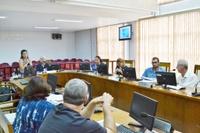 Legislativo recebe audiência pública com prestação de contas da Saúde