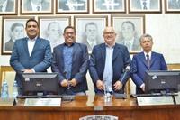 Luís Carlos Domiciano (Bira) é eleito presidente da Câmara de São João da Boa Vista; nova Mesa Diretora assumirá em janeiro