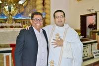 Poder Legislativo participa da posse solene do novo pároco do Perpétuo Socorro