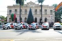 São João recebe novas viaturas da Polícia Militar e Câmara participa da solenidade