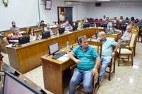 Sessão de 09.04.18 - Câmara aprova criação do Conselho Municipal de Cultura e outros 4 projetos