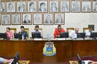 Sessão de 11.06.18 – Vereadores aprovam 7 projetos e debatem temas como limpeza urbana e saúde pública