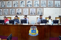 Sessão de 16.04.18 – Vereadores aprovam 9 projetos de lei