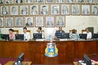 Sessão de 19.03.18 – Plenário aprova 12 documentos e encaminha denúncia contra vereador à Comissão de Ética