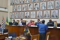 Sessão de 20.05.19 – Vereadores aprovam 15 documentos e debatem saúde e resíduos sólidos
