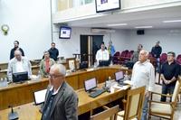 Sessão de 21.05.18 – Plenário aprova contas de 2015 da Prefeitura Municipal