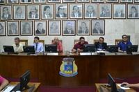 Sessão de 22.04.19 – Vereadores aprovam 3 documentos e debatem vagas para carros e uso da água