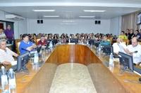 Sessão de 22.10.18 – Câmara aprova projeto que reestrutura o Magistério Municipal e cria Plano de Cargos e Carreiras