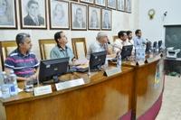 Sessão de 25.03.19 – Câmara aprova 10 documentos e debate contas da Liga Sanjoanense