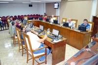 Sessão de 25.06.18 – Câmara aprova 16 documentos e debate contas da Liga Sanjoanense