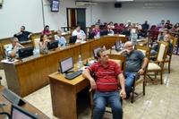 Sessão de 26.02.18 – Vereadores aprovam 14 documentos na segunda reunião ordinária