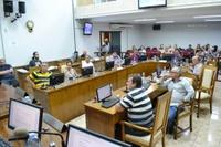 Sessão de 26.03.18 – Plenário aprova 9 documentos e abre nova Comissão Processante contra vereador