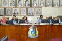 Sessão de 26.11.18 – Câmara aprova 3 documentos na 36ª Sessão Ordinária do Ano