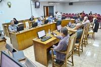Sessão Ordinária 20.08.2018- Vereadores aprovam documentos.