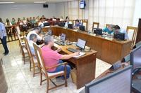 Câmara Municipal aprova 11 projetos da Prefeitura em sessão extraordinária