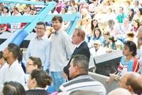 Câmara participa da posse do novo bispo de São João, dom Antônio Vilar