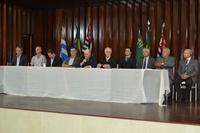 Candidatos eleitos a vereador, prefeito e vice recebem o diploma da Justiça Eleitoral